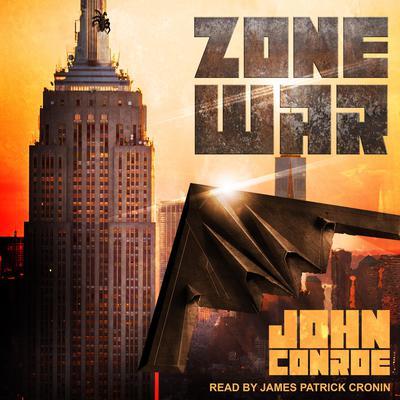 Zone War Audiobook, by John Conroe