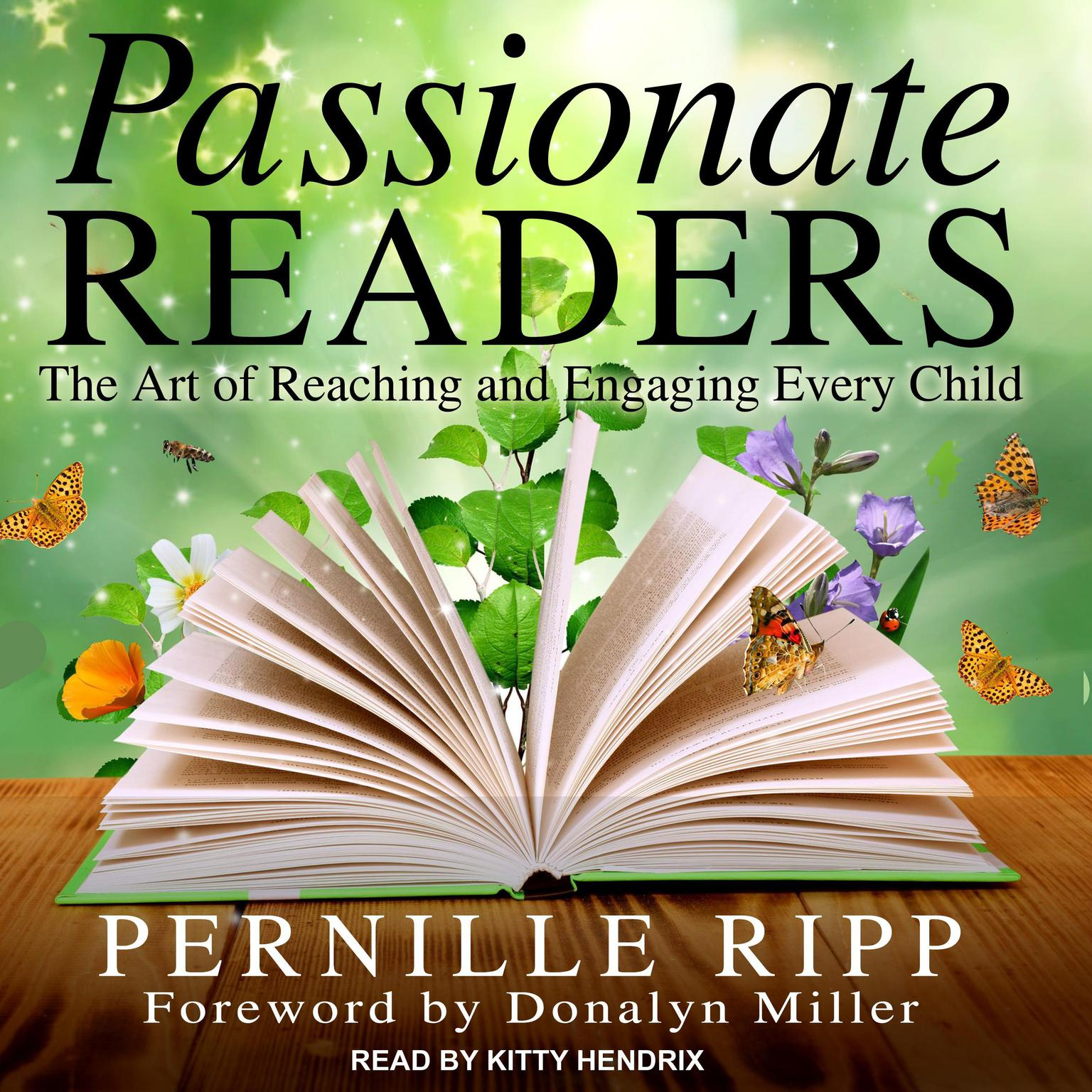 Printable Passionate Readers: The Art of Reaching and Engaging Every Child Audiobook Cover Art