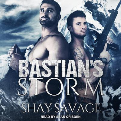 Bastians Storm Audiobook, by Shay Savage
