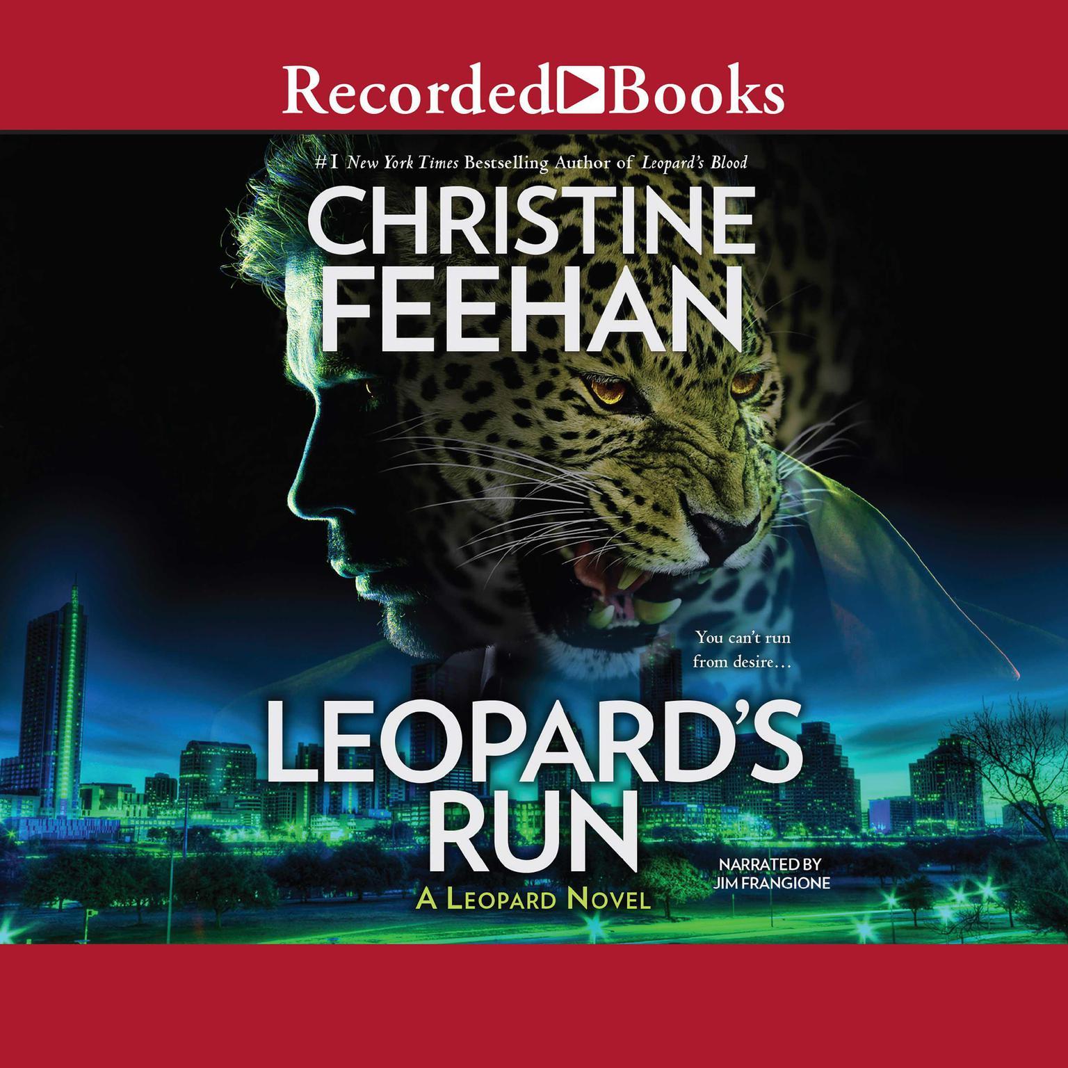 Printable Leopard's Run Audiobook Cover Art