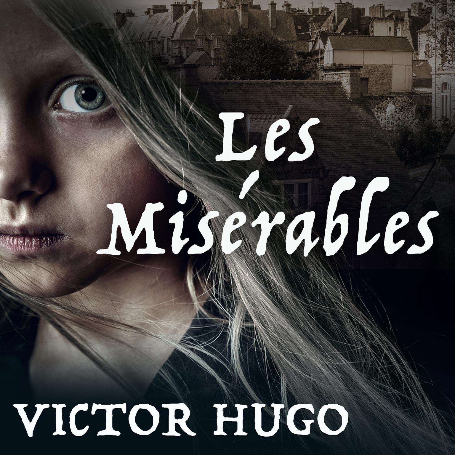 Printable Les Misérables Audiobook Cover Art