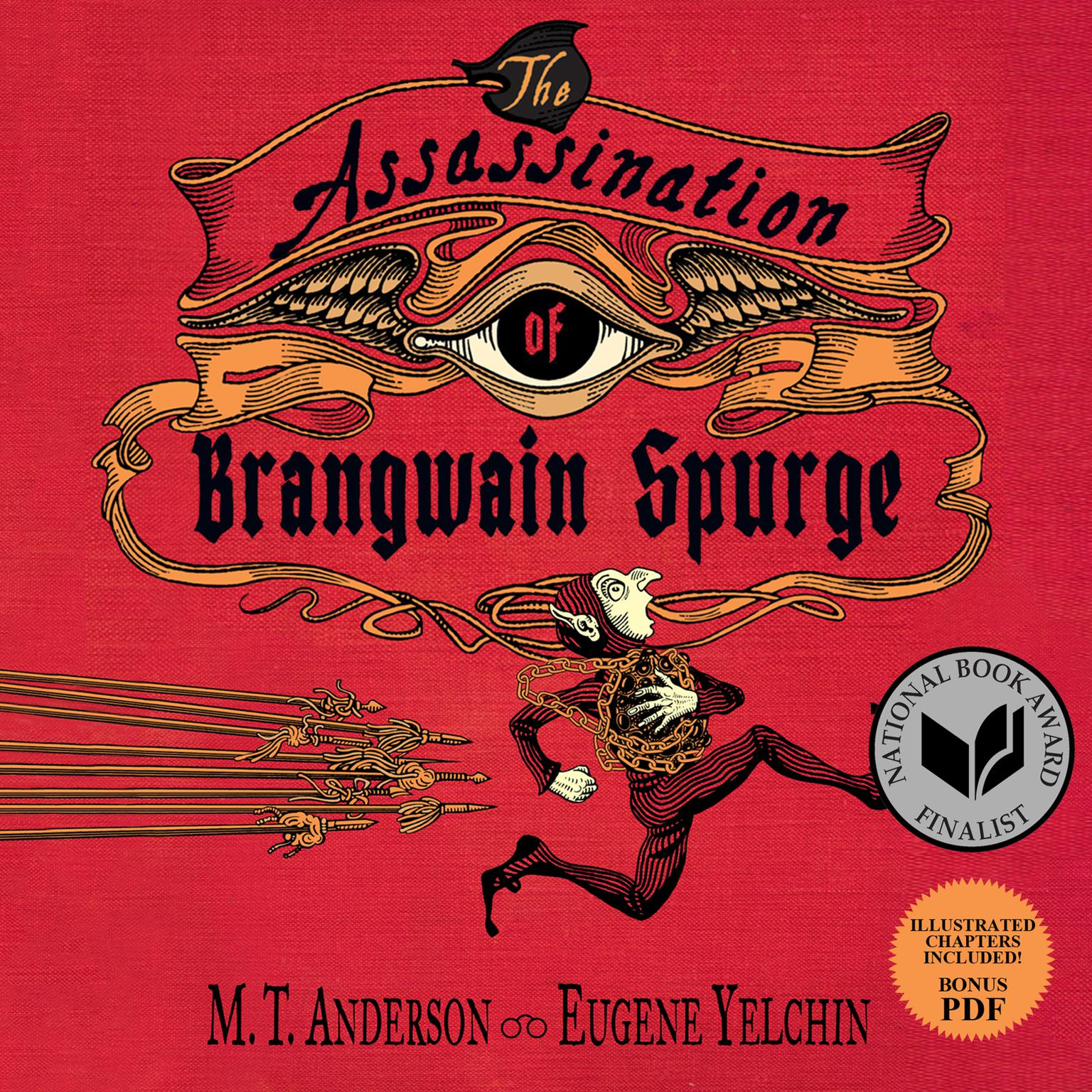 The Assassination of Brangwain Spurge Audiobook