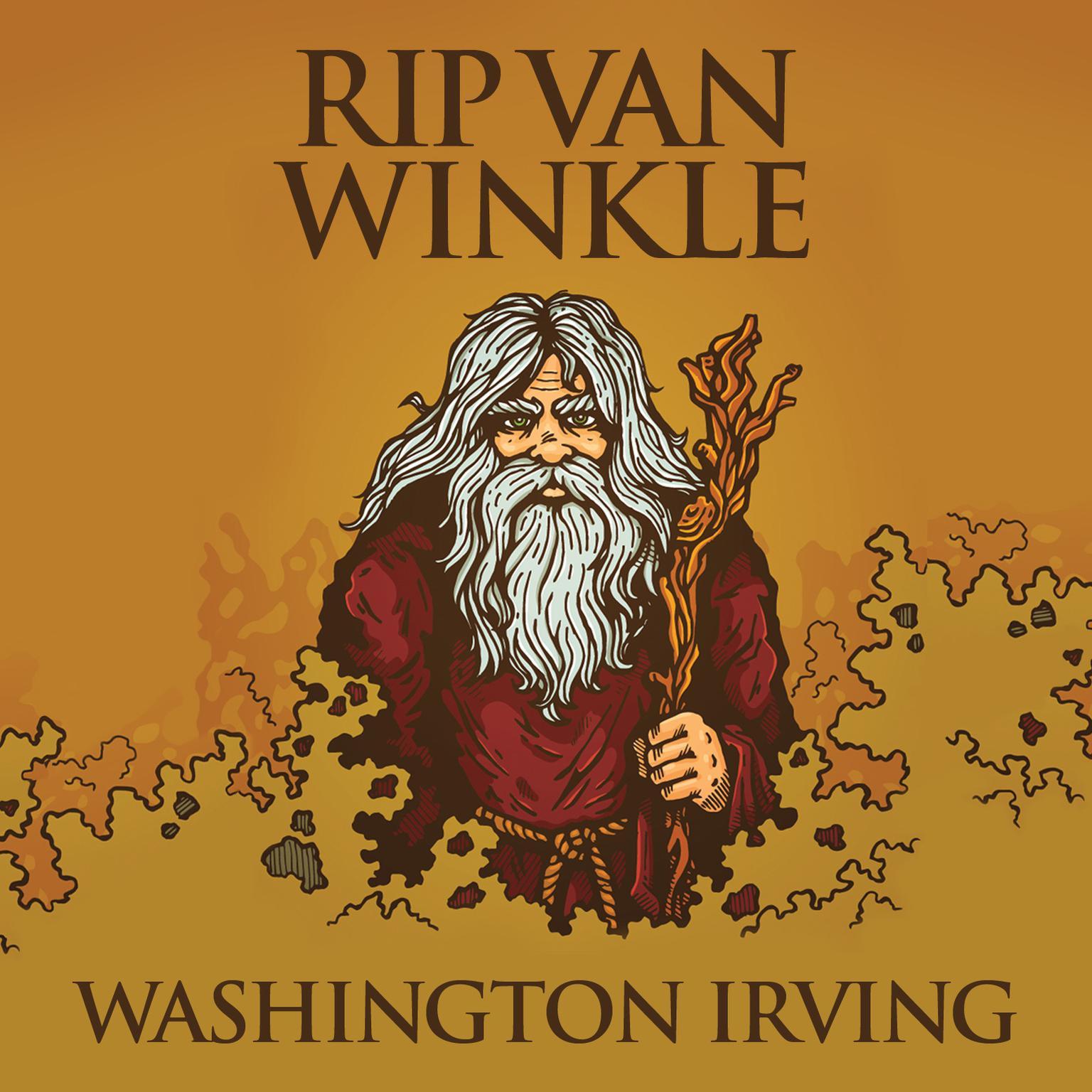 Rip Van Winkle Audiobook, by Washington Irving