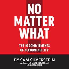 No Matter What Audiobook, by Sam Silverstein