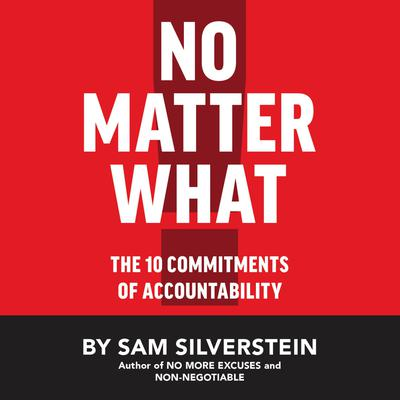 No Matter What Audiobook, by Sam Silverstein
