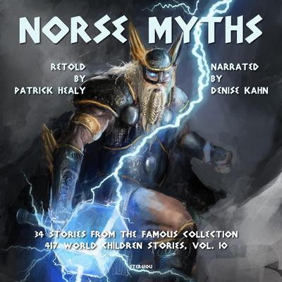 Norse Myths Audiobook, by Patrick Healy