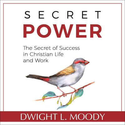 Secret Power - The Secret of Success in Christian Life and Work Audiobook, by Dwight L. Moody