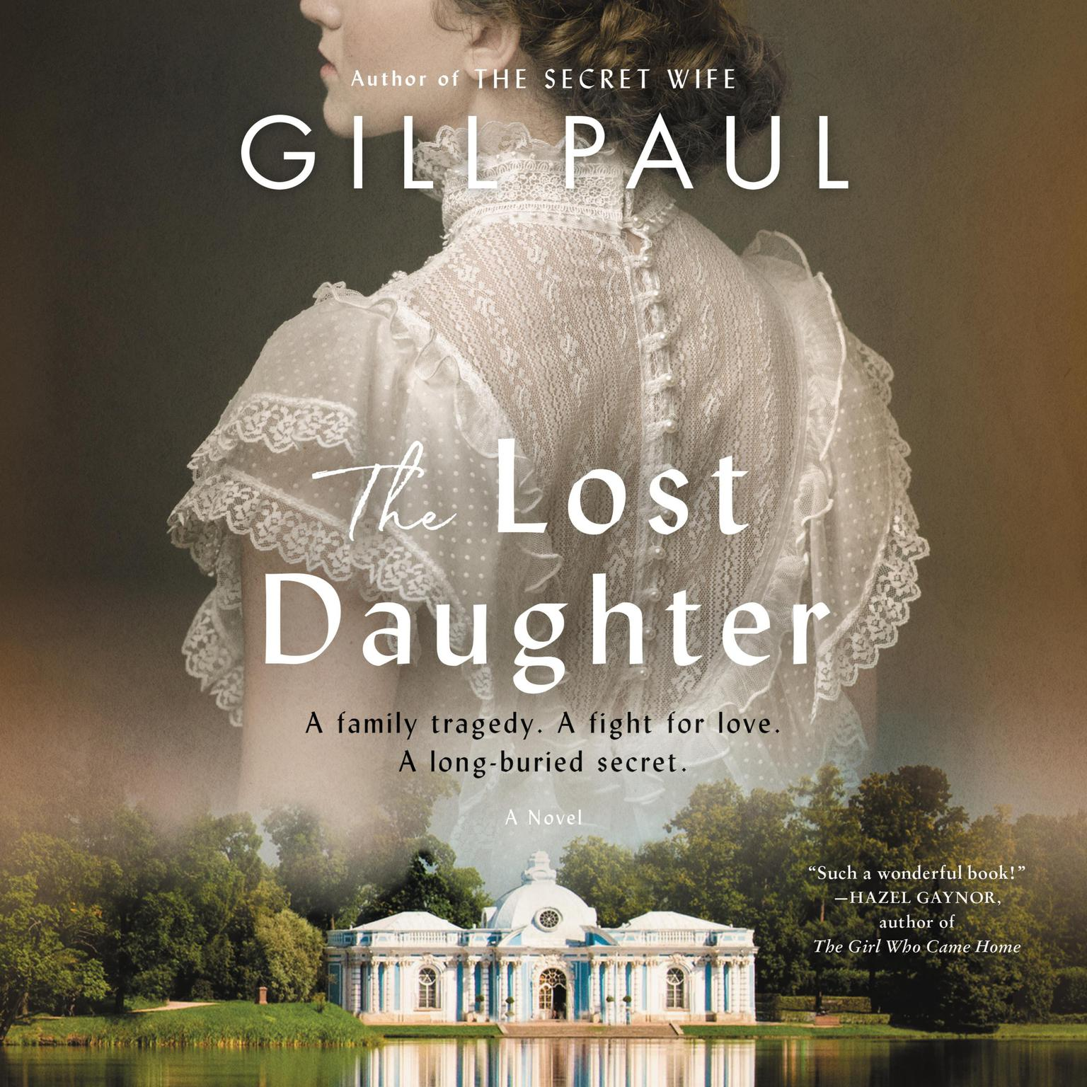 Printable The Lost Daughter: A Novel Audiobook Cover Art