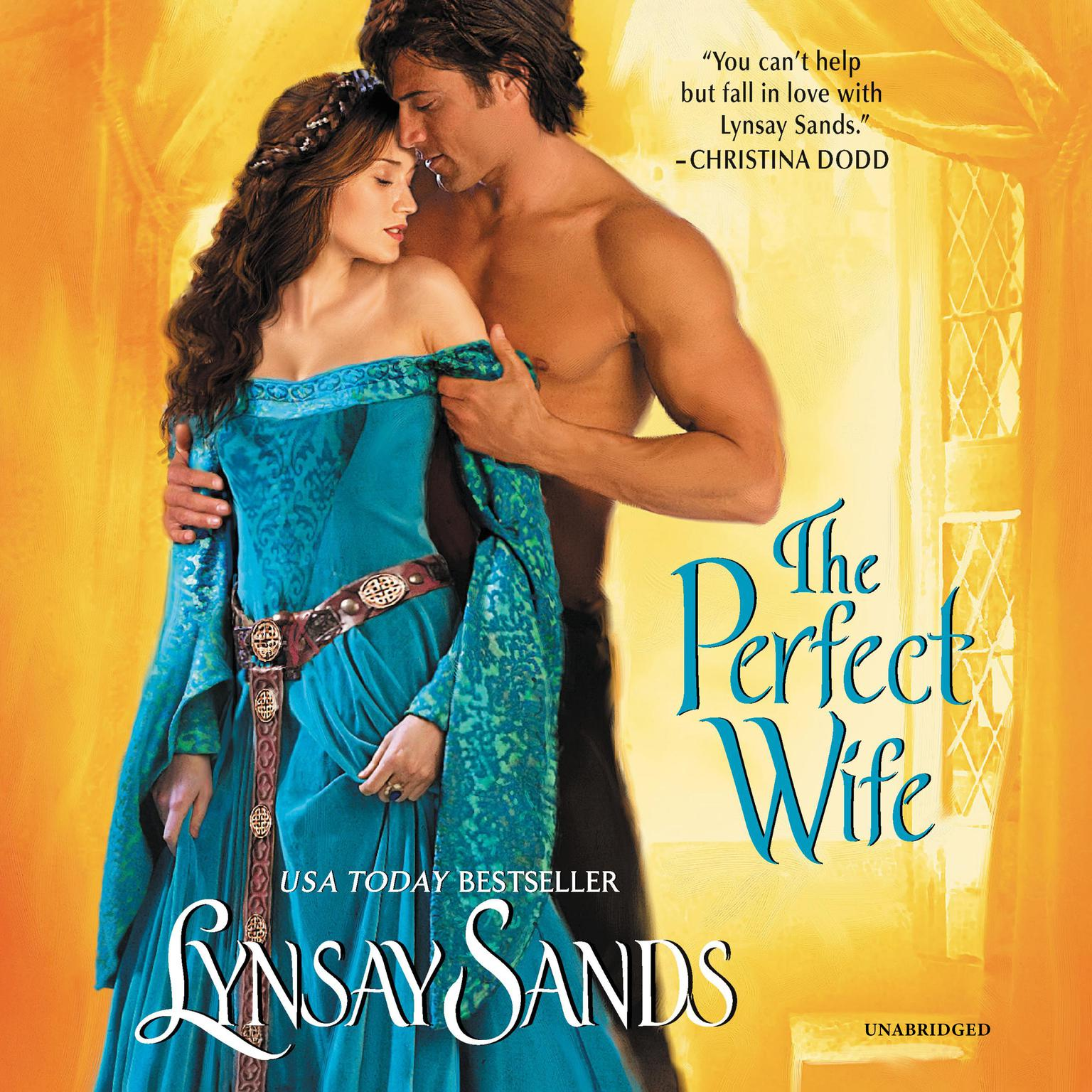 Printable The Perfect Wife Audiobook Cover Art