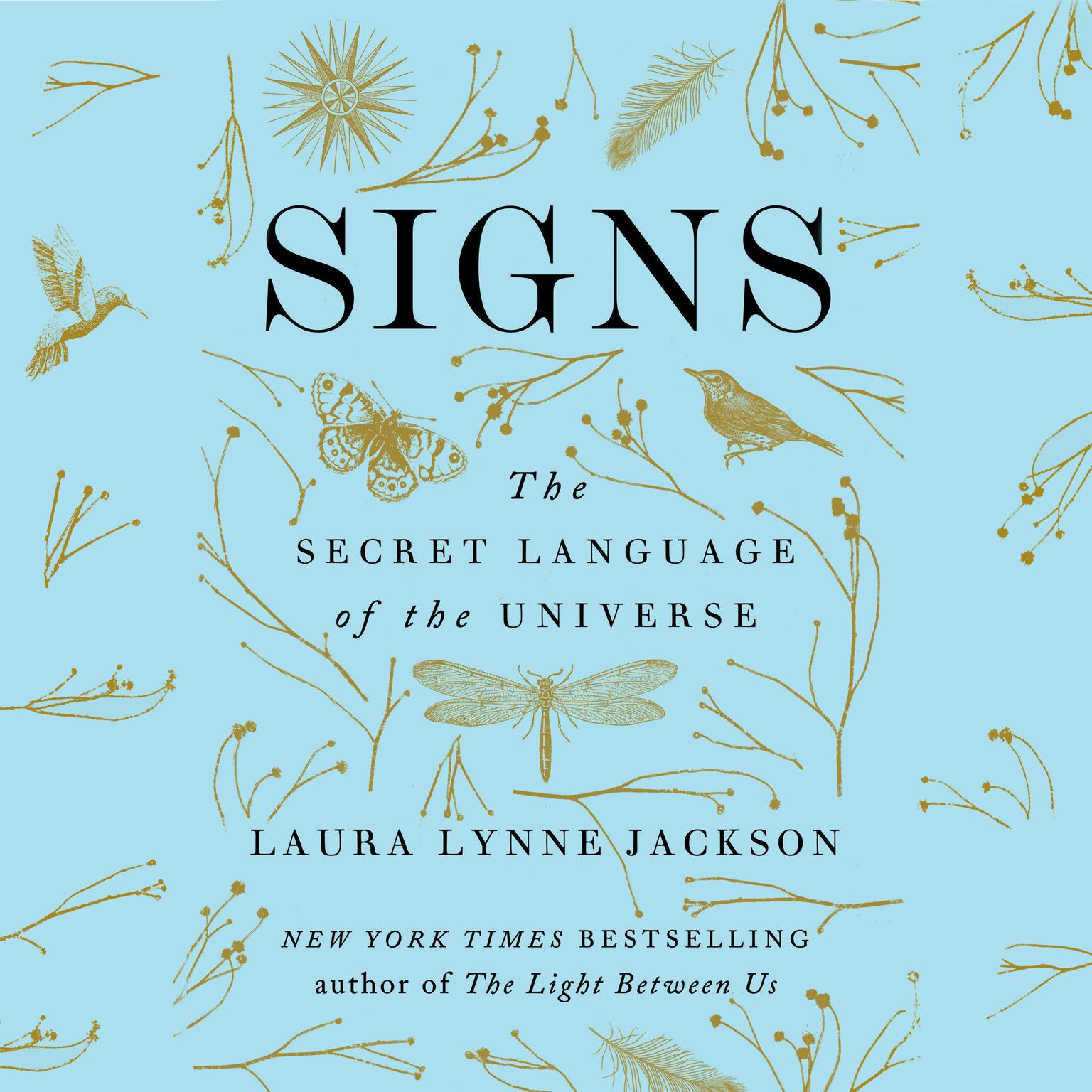 Printable Signs: The Secret Language of the Universe Audiobook Cover Art