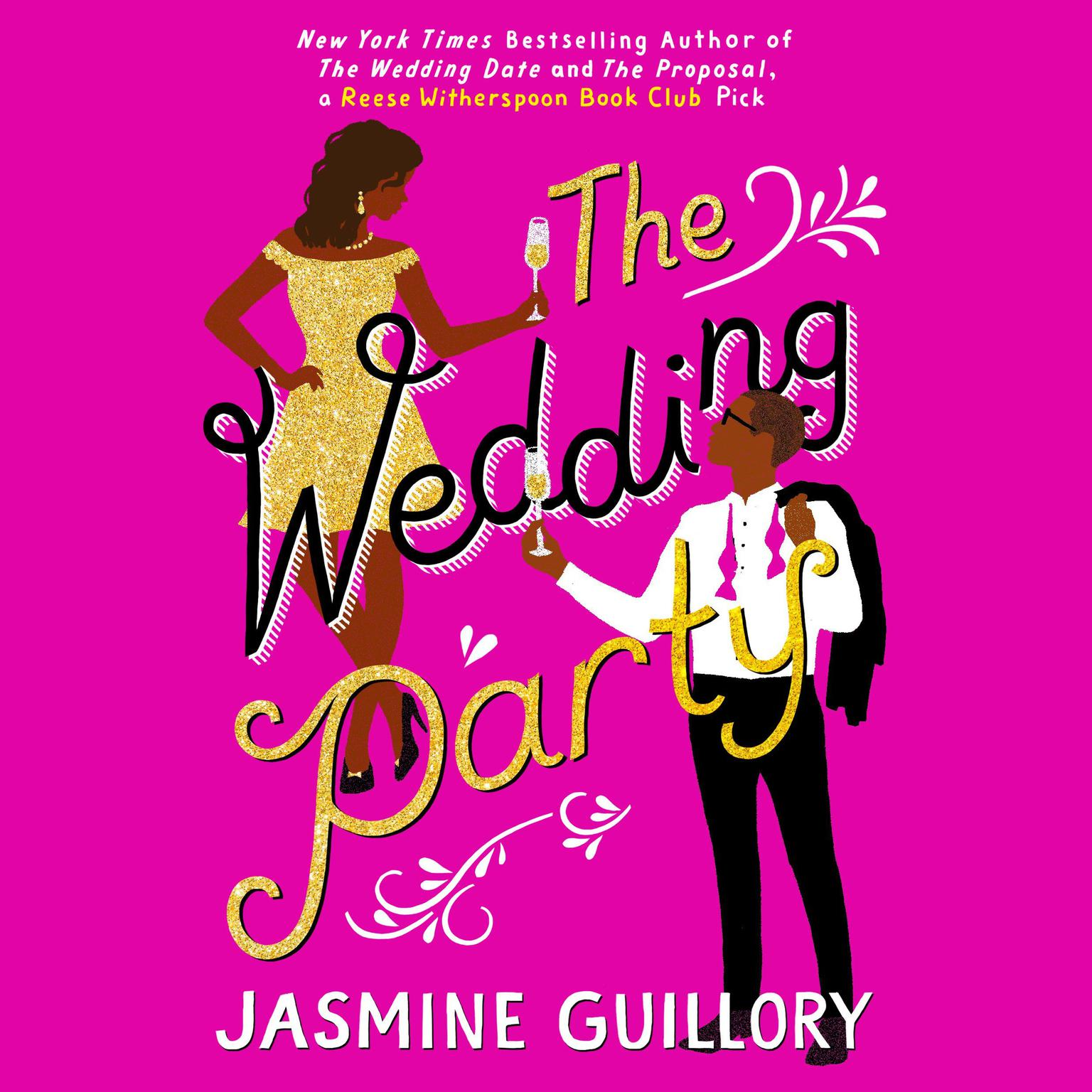 Printable The Wedding Party Audiobook Cover Art
