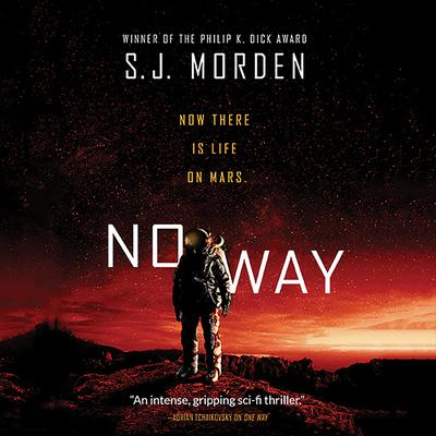 No Way Audiobook, by S. J. Morden