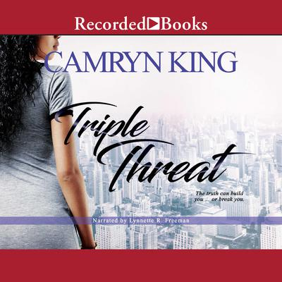 Triple Threat Audiobook, by Camryn King
