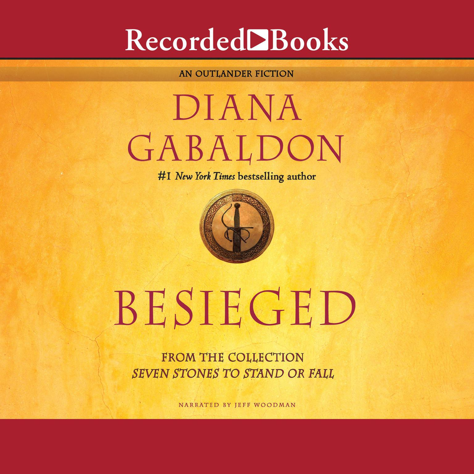 Printable Besieged: From the Collection: Seven Stones to Stand or Fall Audiobook Cover Art