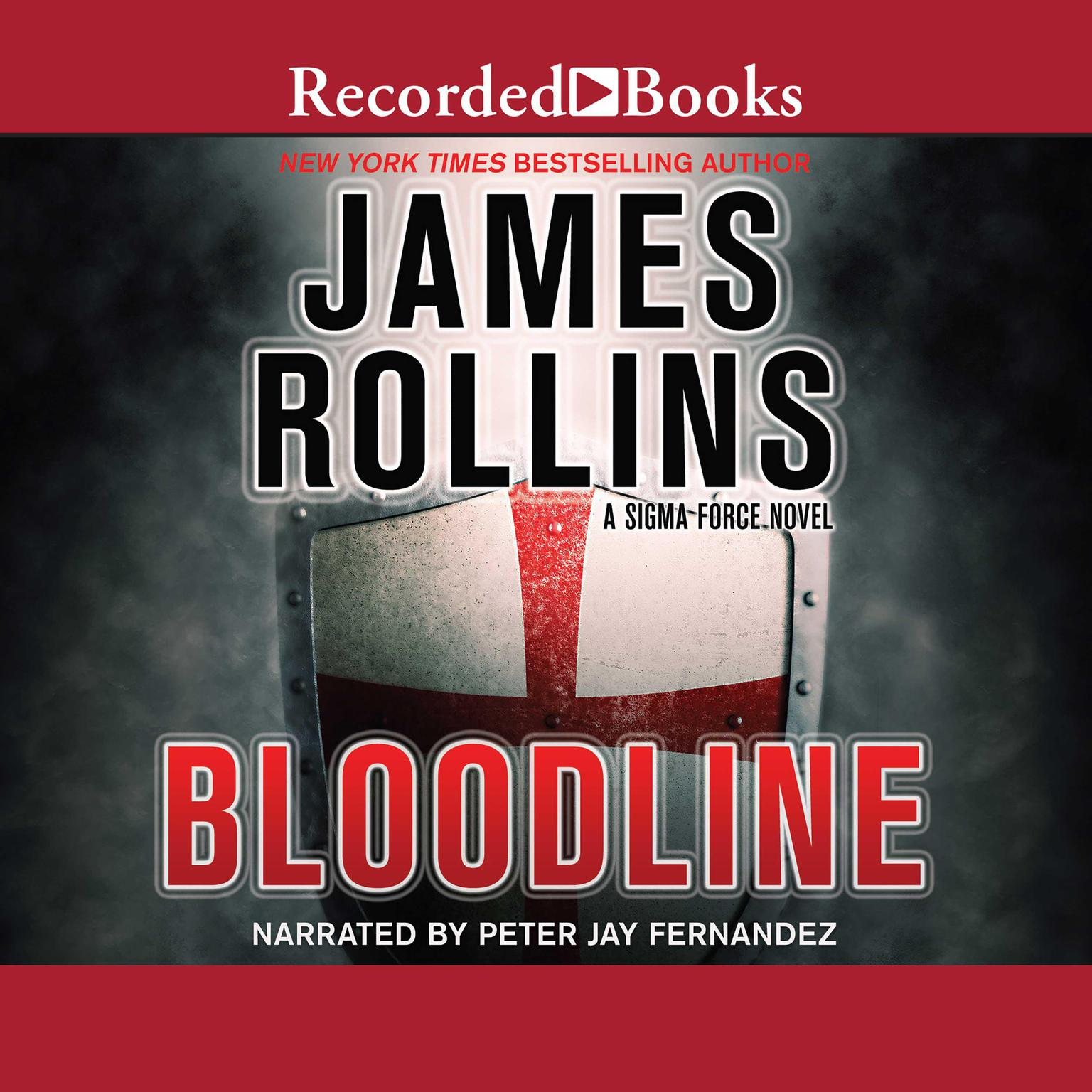 Printable Bloodline: A Sigma Force Novel Audiobook Cover Art