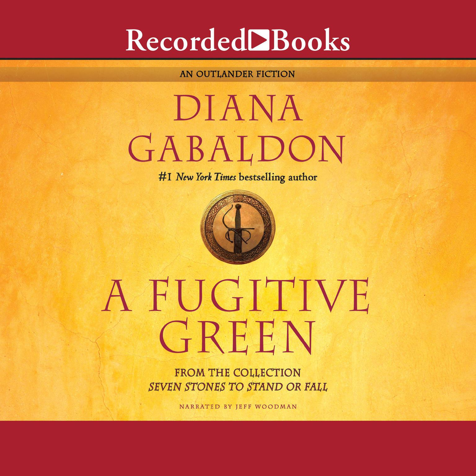 Printable A Fugitive Green: From the Collection: Seven Stones to Stand or Fall Audiobook Cover Art