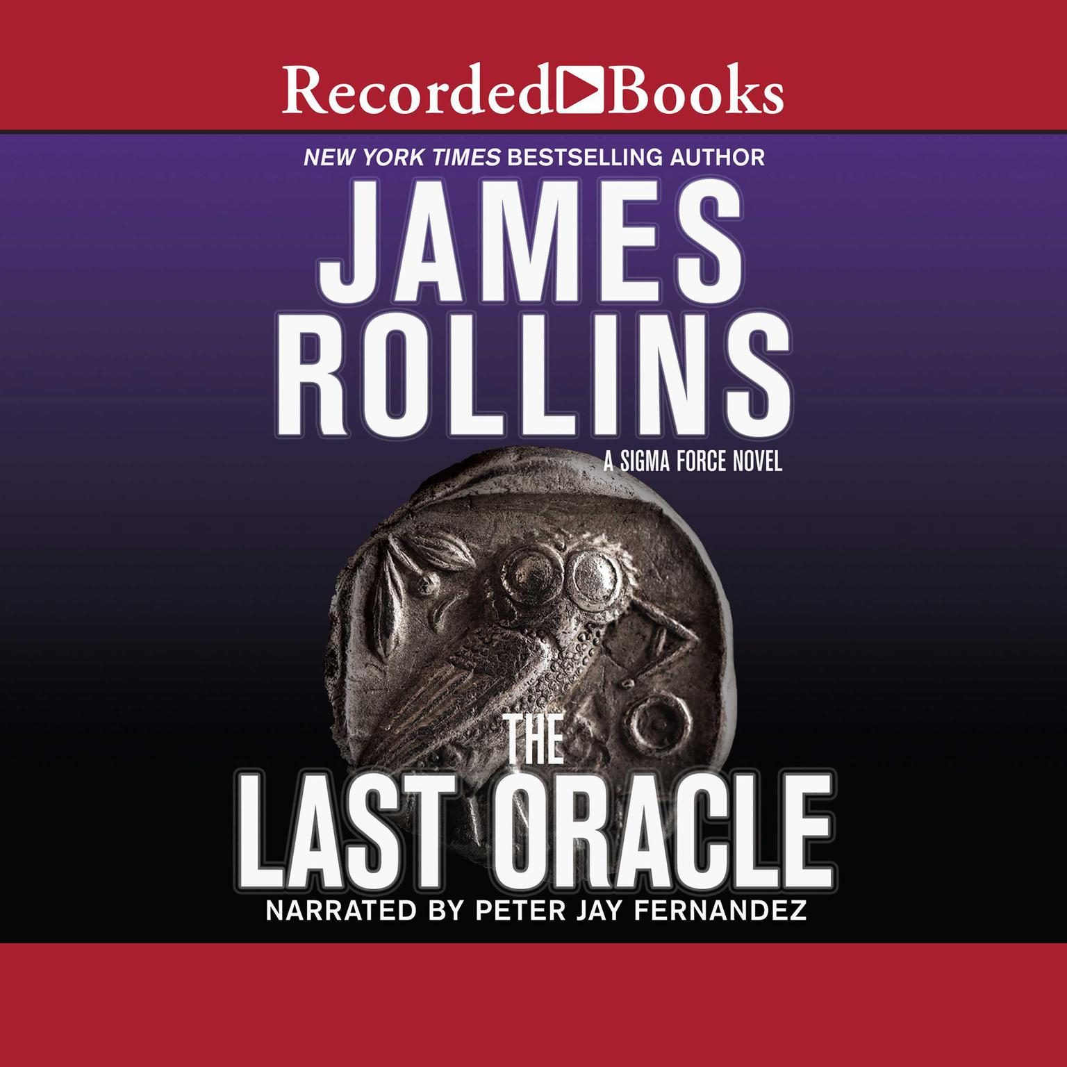 Printable The Last Oracle Audiobook Cover Art