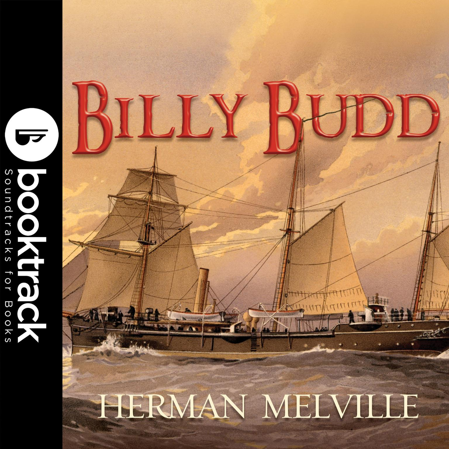 Billy Budd: Booktrack Edition Audiobook, by Herman Melville