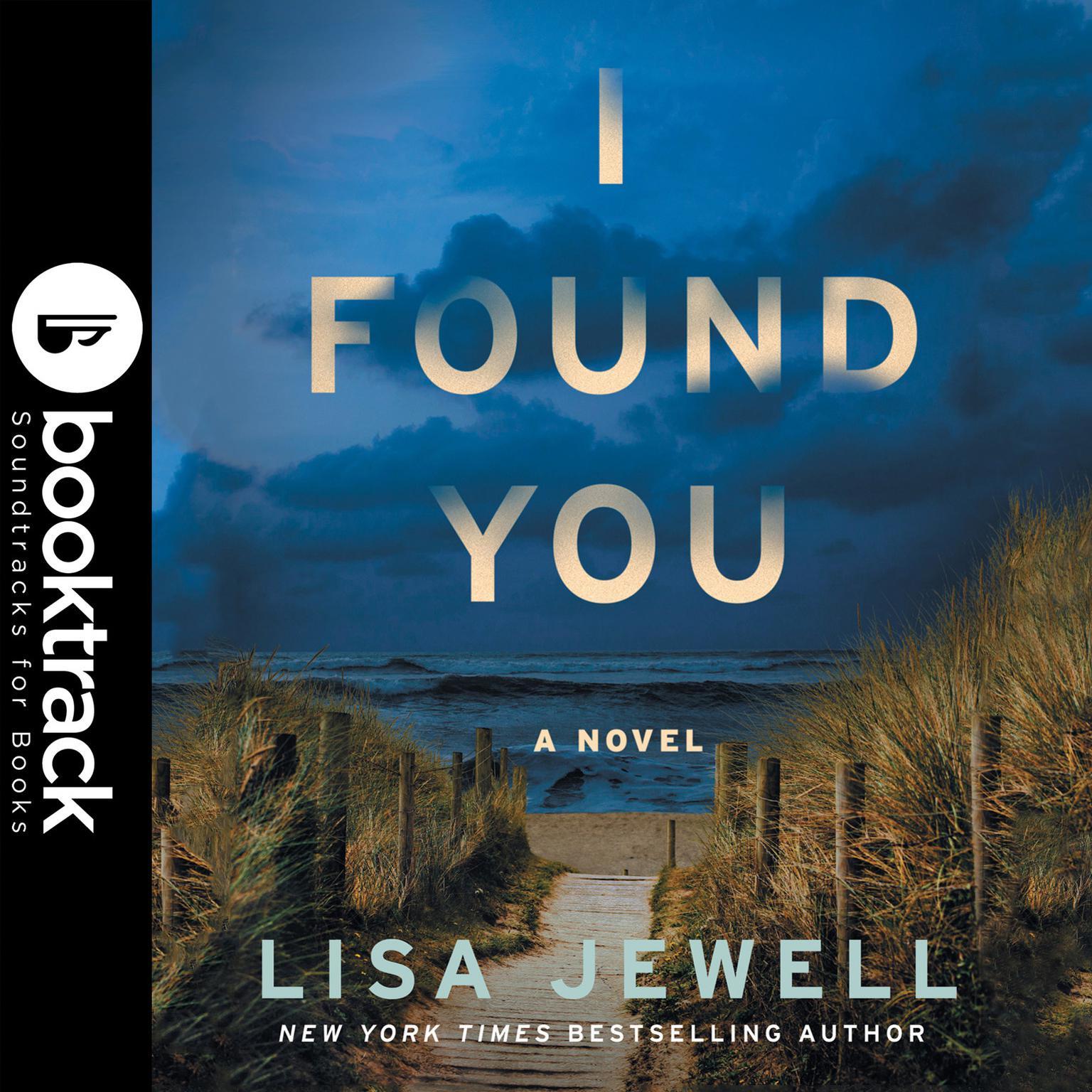 Printable I Found You - Booktrack Edition Audiobook Cover Art