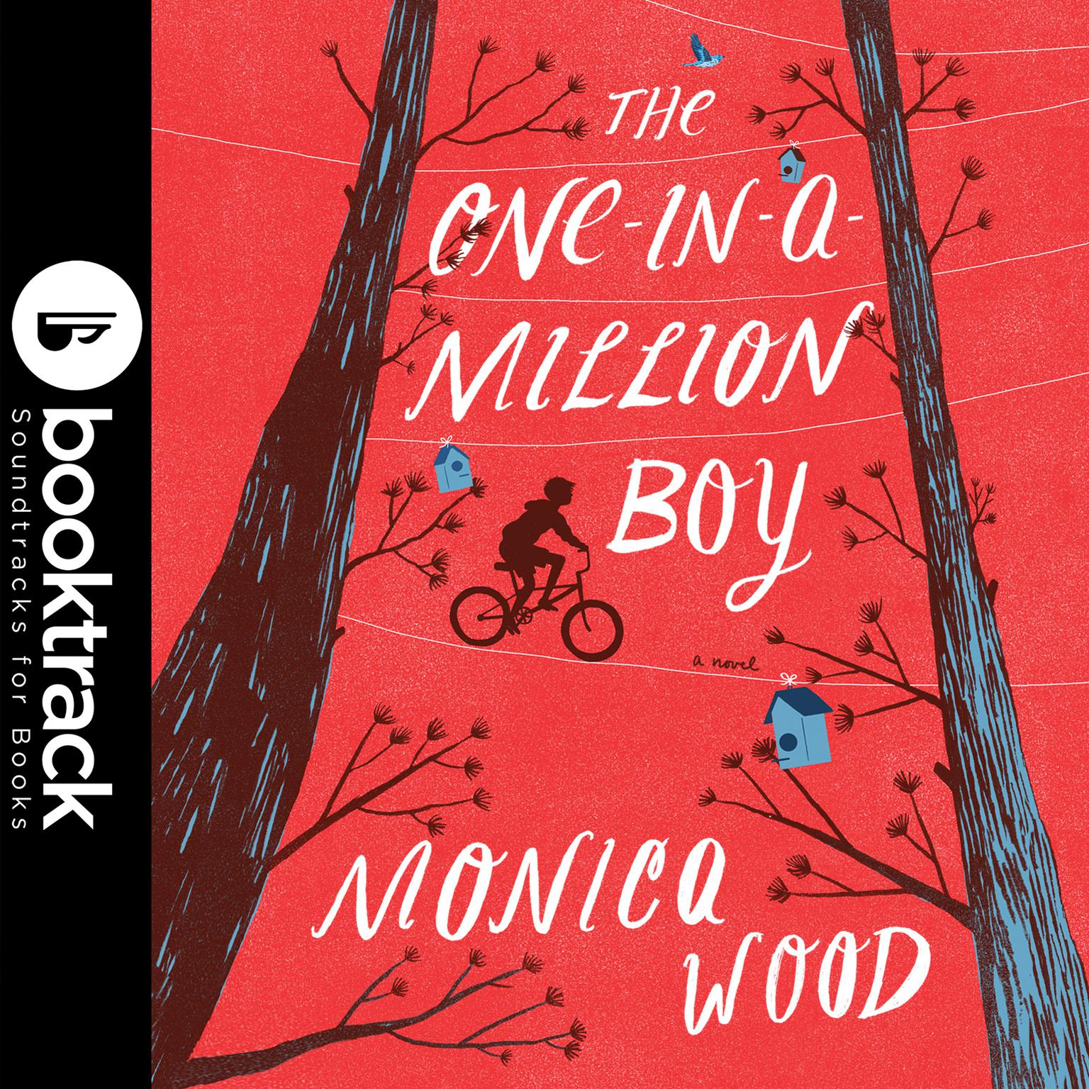 Printable The One-in-a-Million Boy - Booktrack Edition Audiobook Cover Art
