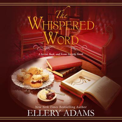 The Whispered Word Audiobook, by Ellery Adams