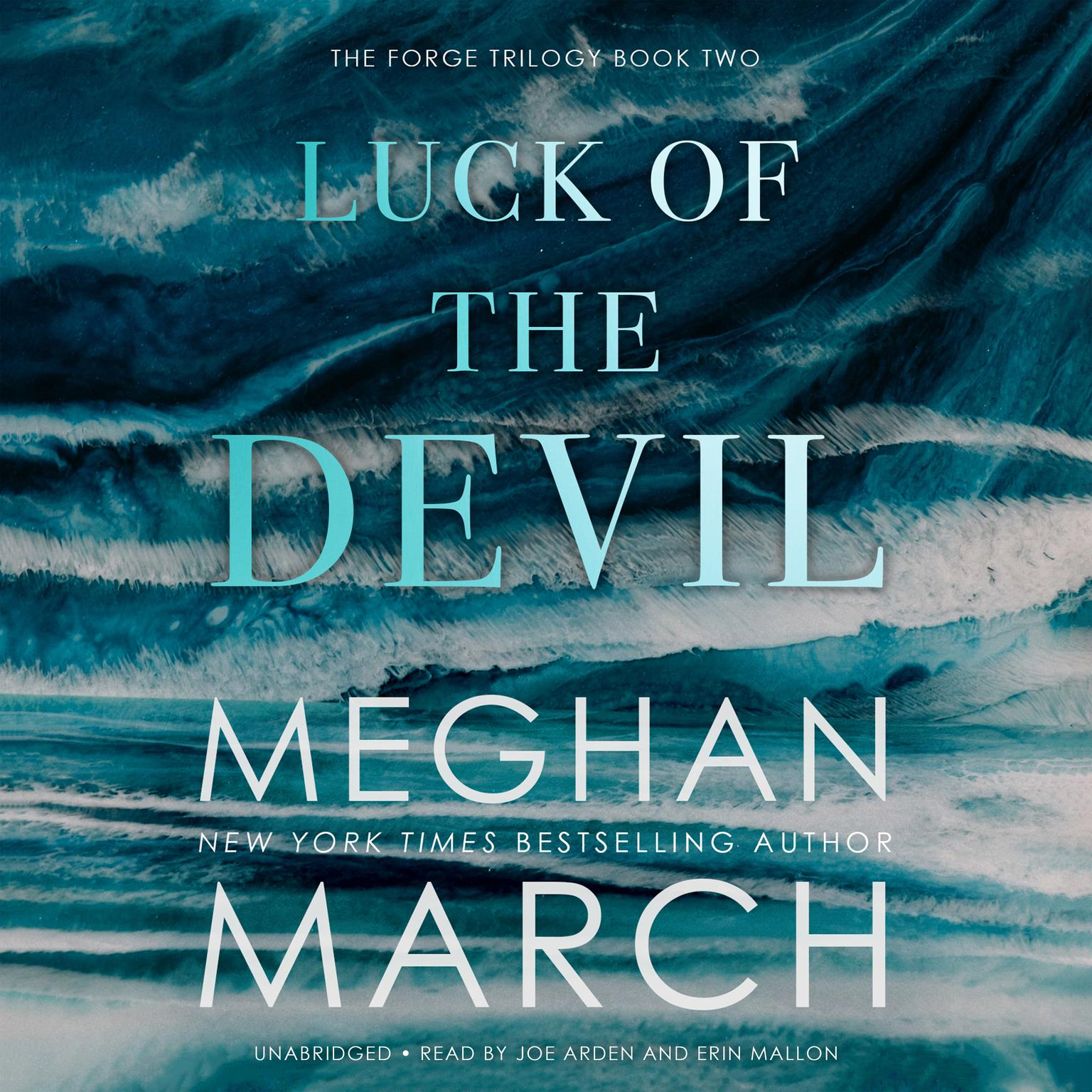 Printable Luck of the Devil Audiobook Cover Art