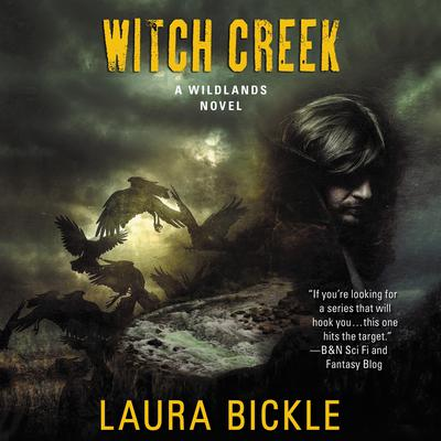 Witch Creek: A Wildlands Novel Audiobook, by Laura Bickle