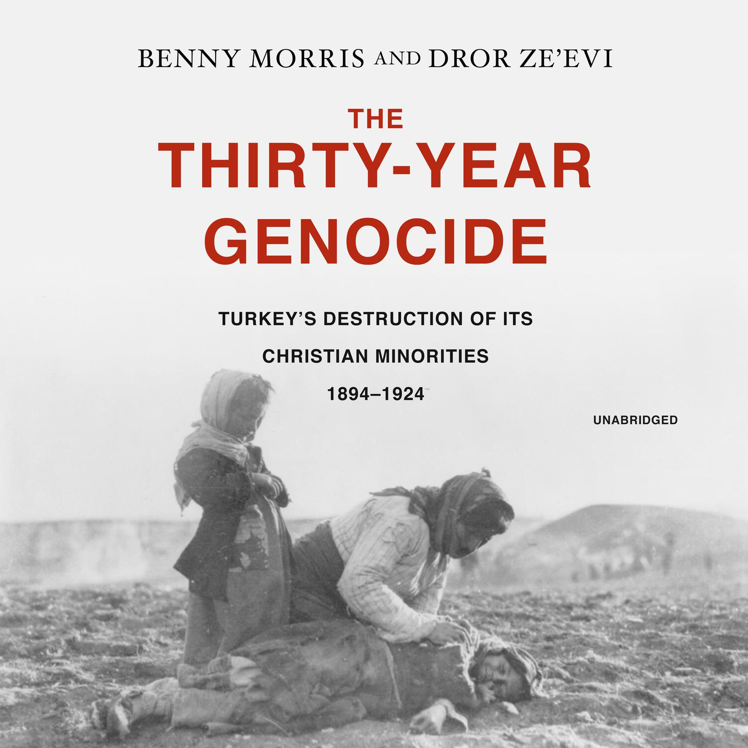 Printable The Thirty-Year Genocide: Turkey's Destruction of Its Christian Minorities, 1894–1924 Audiobook Cover Art