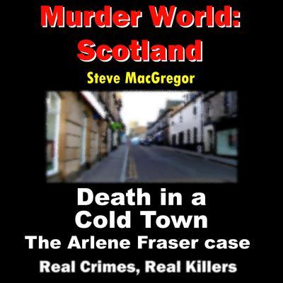Death in a Cold Town: The Arlene Fraser Case Audiobook, by Steve MacGregor