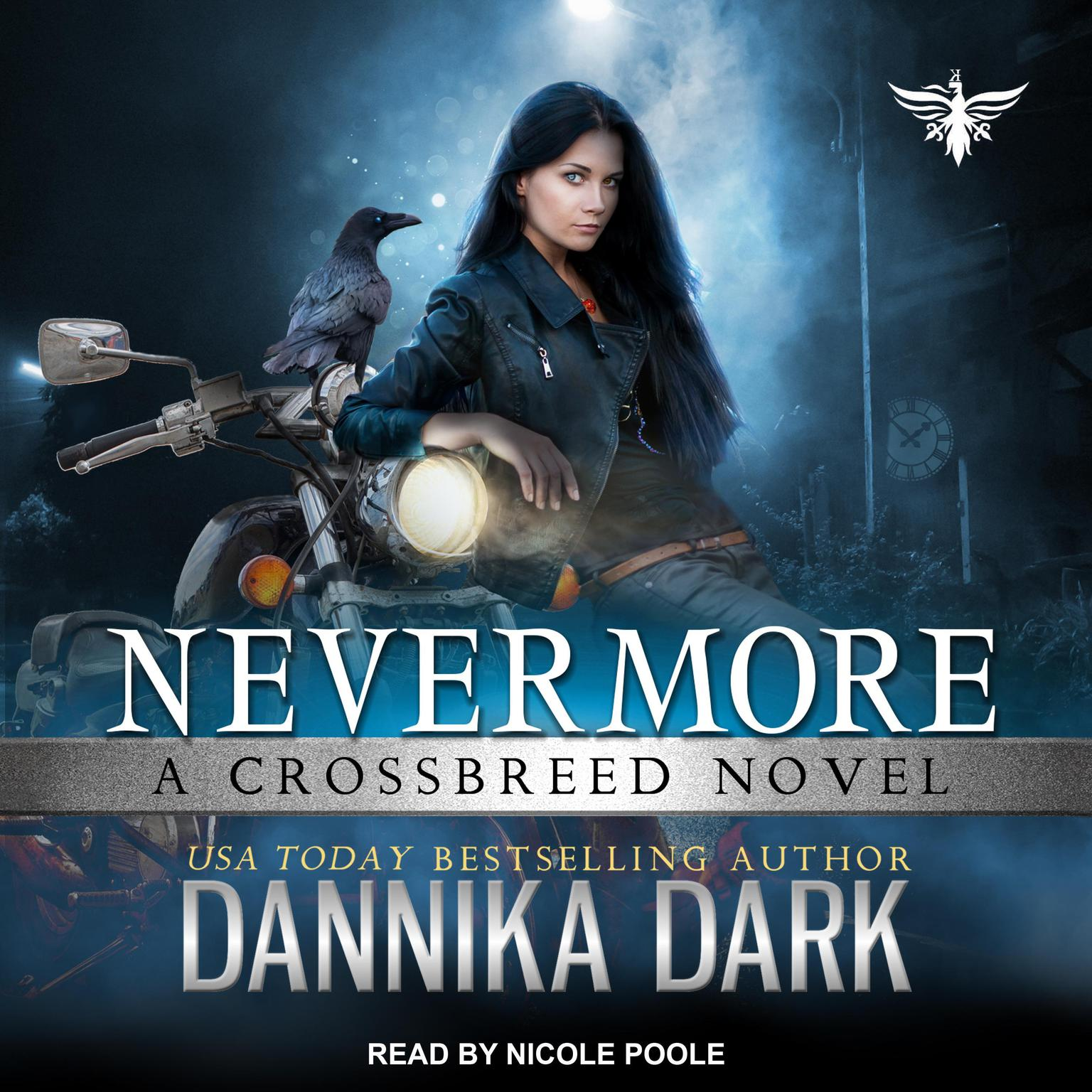 Printable Nevermore Audiobook Cover Art