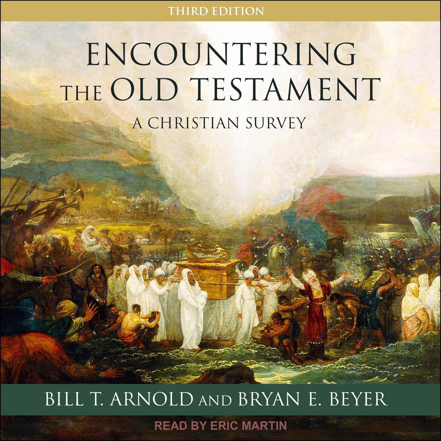 Printable Encountering the Old Testament: A Christian Survey Audiobook Cover Art