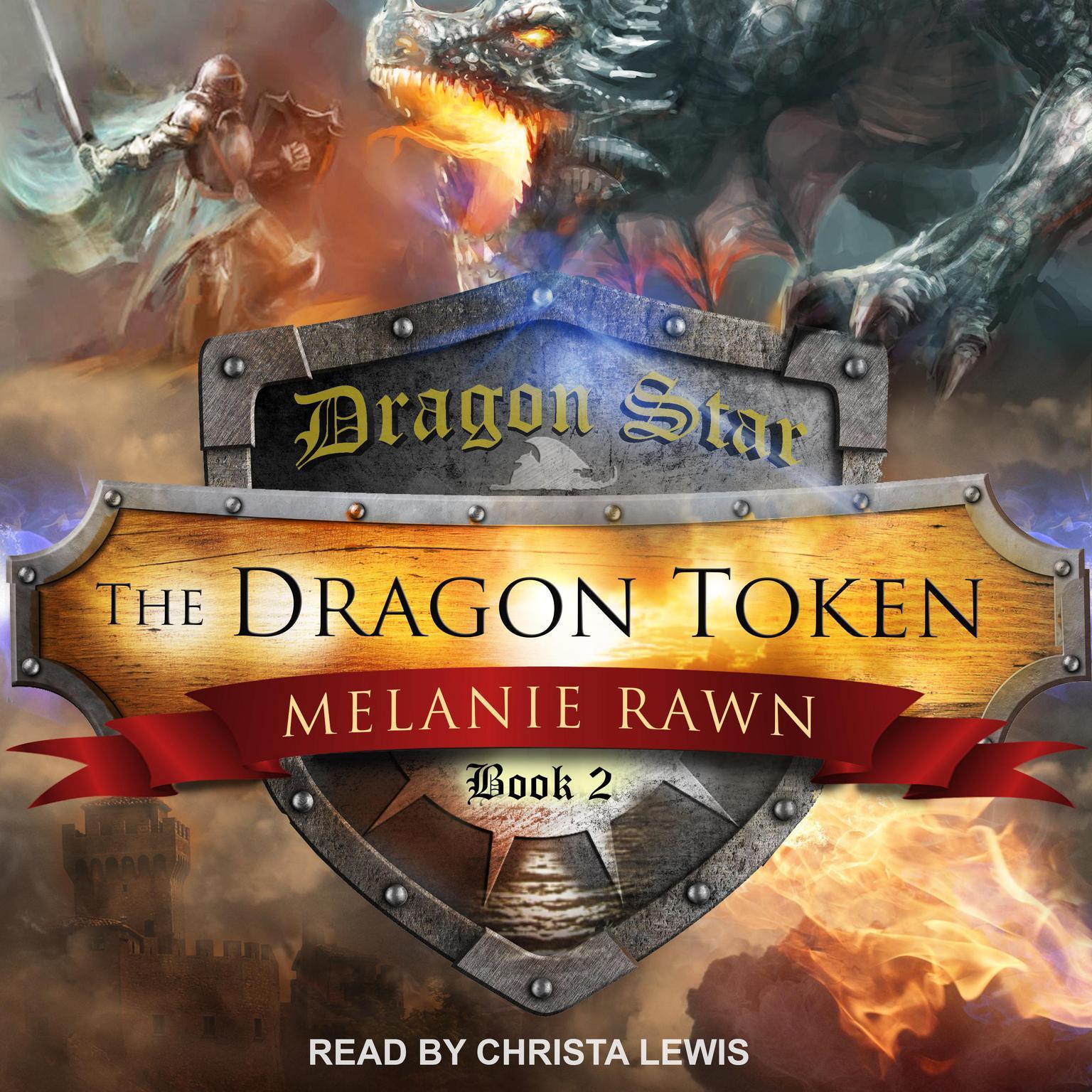 The Dragon Token Audiobook, by Melanie Rawn