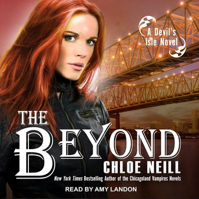 The Beyond Audiobook, by Chloe Neill