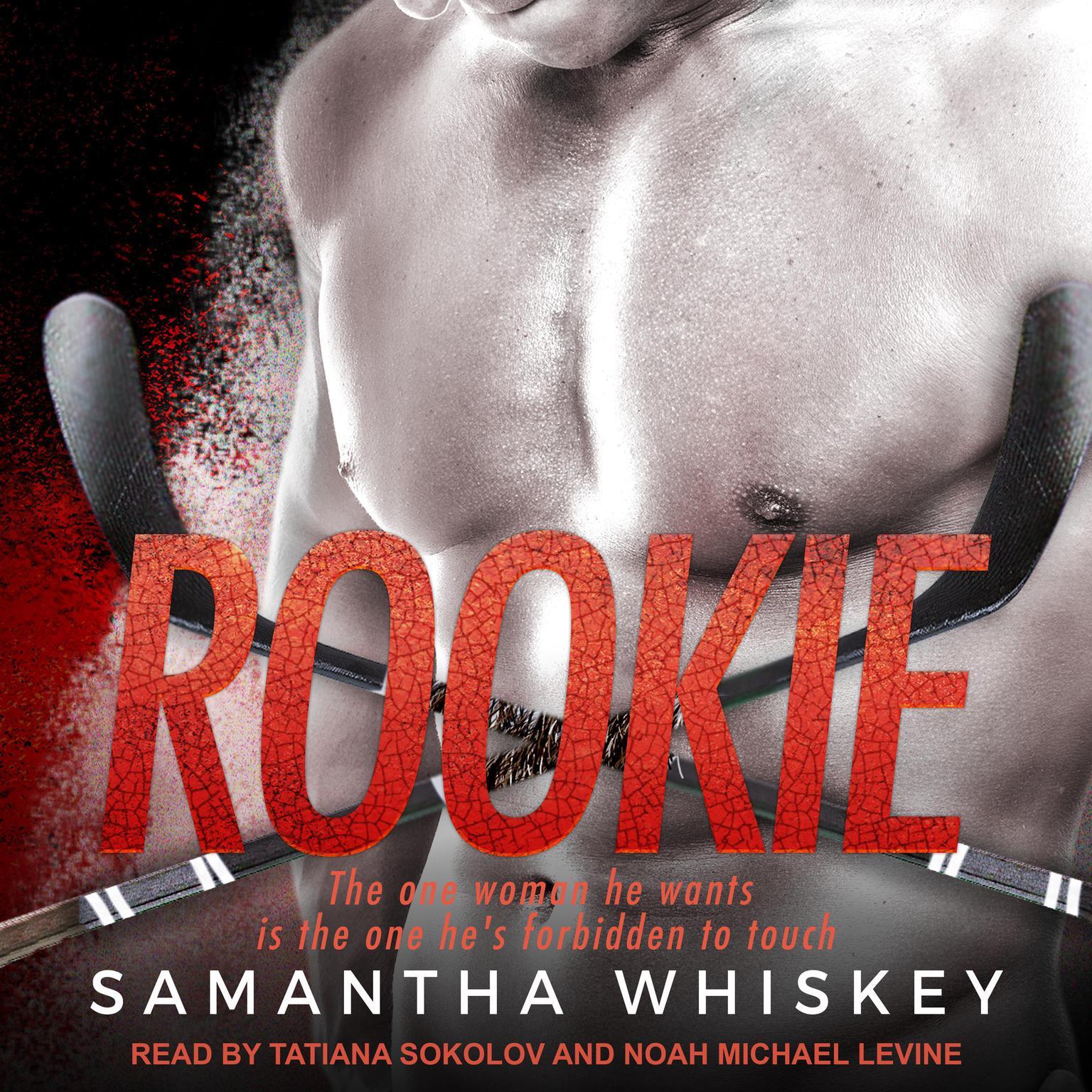 Printable Rookie Audiobook Cover Art