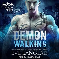 Demon Walking Audiobook, by Eve Langlais
