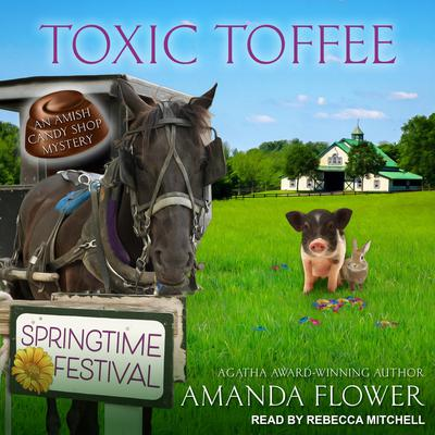 Toxic Toffee Audiobook, by