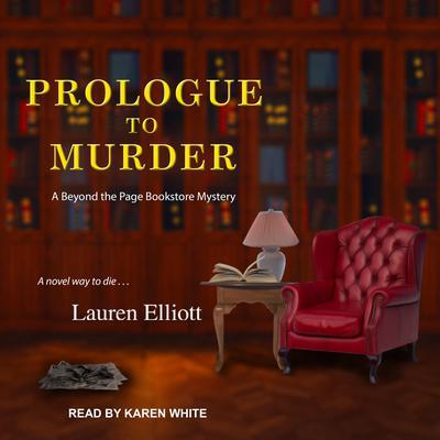 Prologue to Murder Audiobook, by Lauren Elliott
