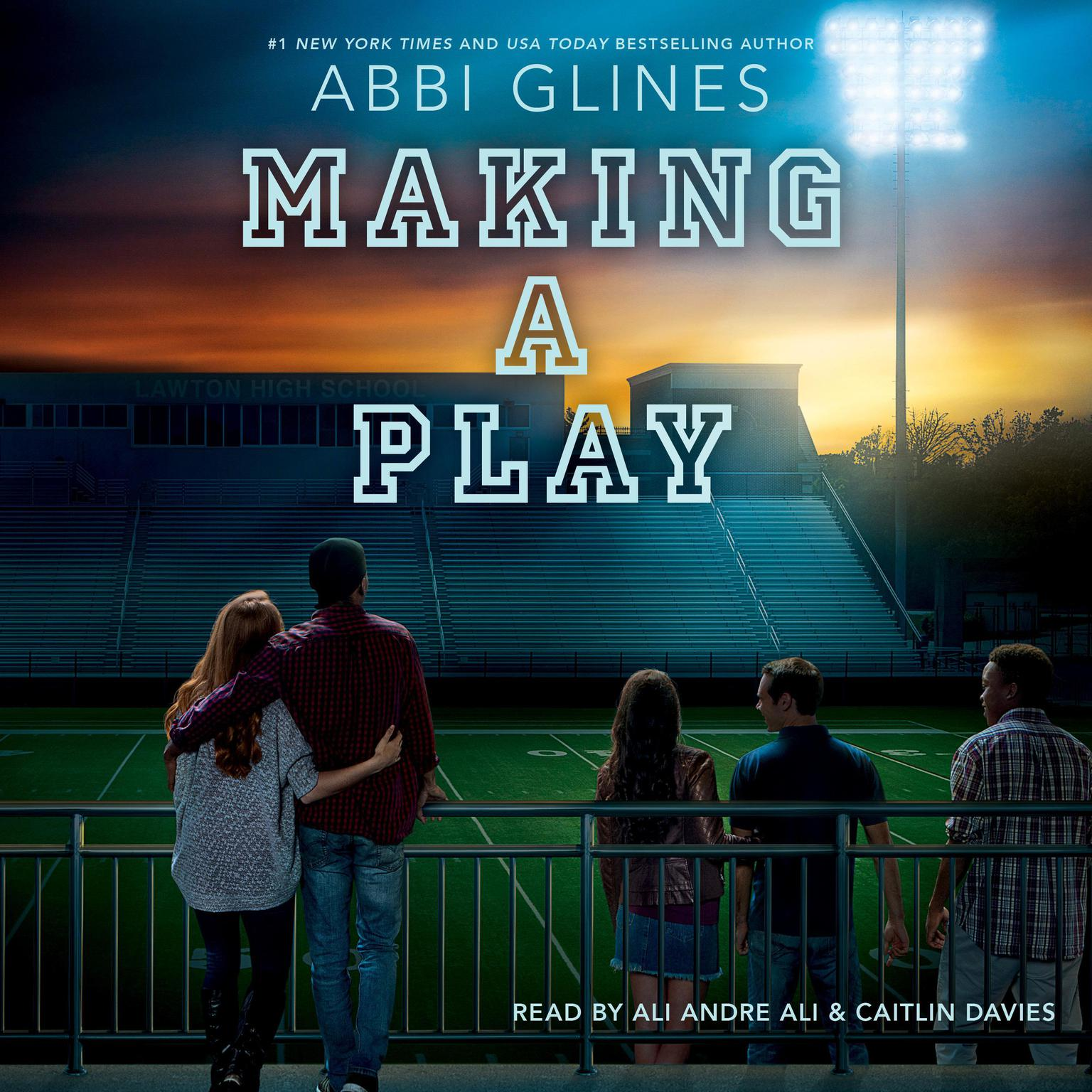 Printable Making a Play: A Field Party Novel Audiobook Cover Art