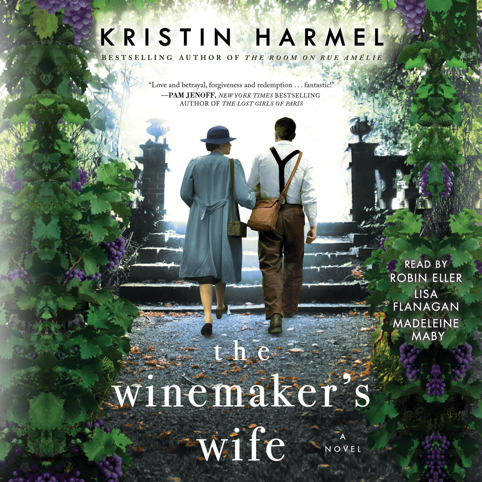 Printable The Winemaker's Wife Audiobook Cover Art