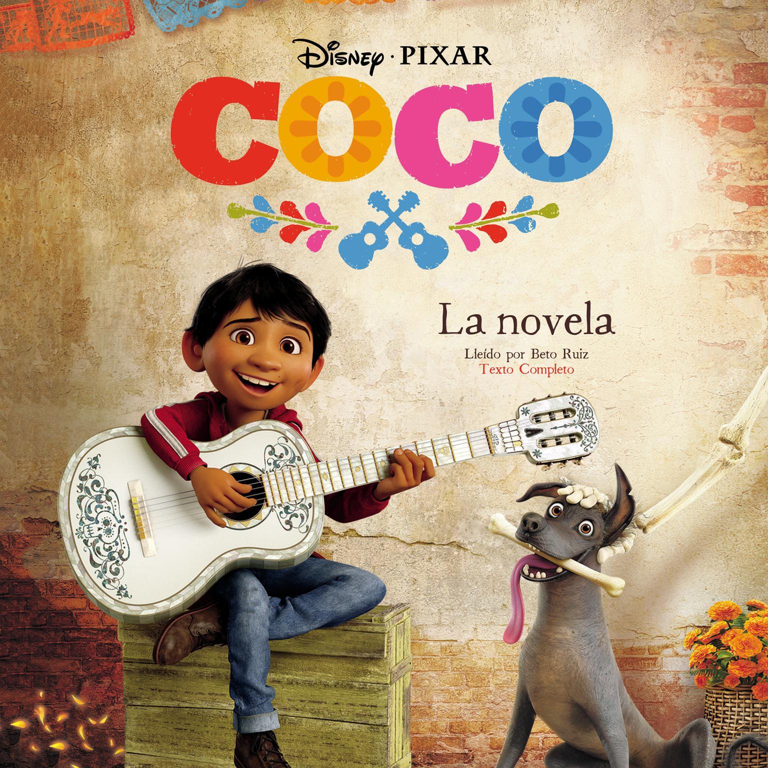 Printable Coco (Spanish Edition): La Novela Audiobook Cover Art
