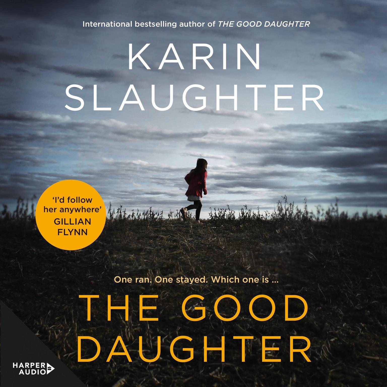 Printable The Good Daughter Audiobook Cover Art
