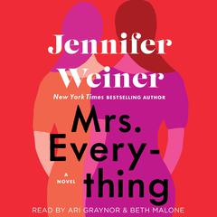Mrs. Everything Audiobook, by Jennifer Weiner