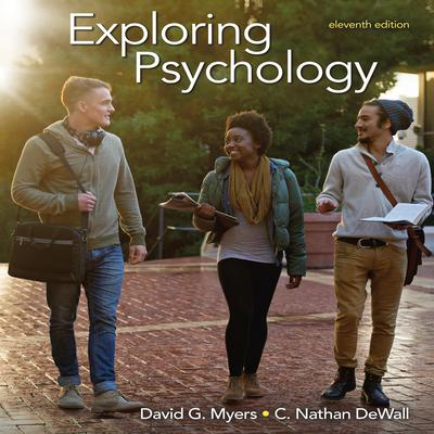 Exploring Psychology 11/e Audiobook, by C. Nathan DeWall