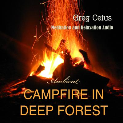 Campfire In Deep Forest: Meditation and Relaxation Audio Audiobook, by Greg Cetus