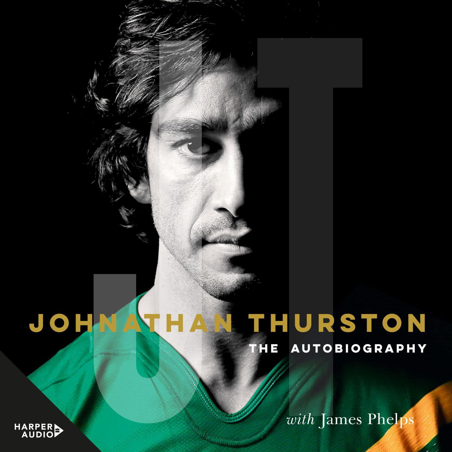 Printable Johnathan Thurston: The Autobiography Audiobook Cover Art