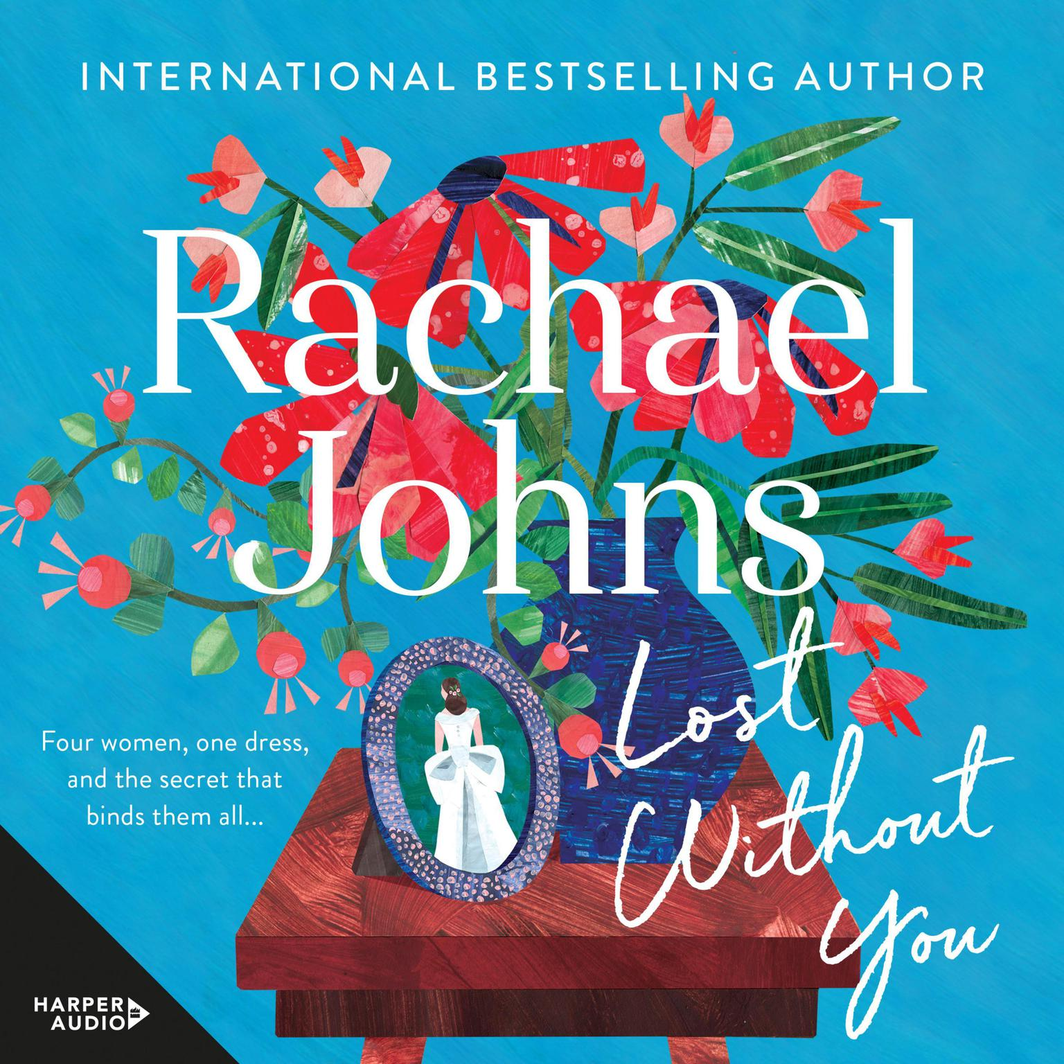 Printable Lost Without You Audiobook Cover Art