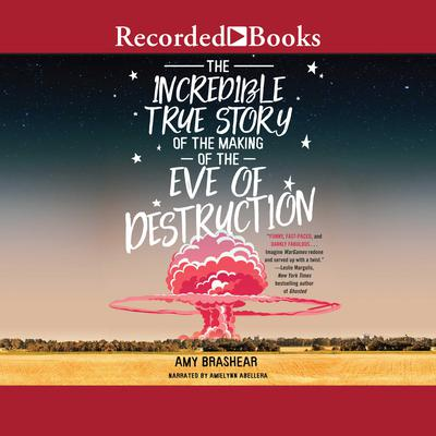 The Incredible True Story of the Making of the Eve of Destruction Audiobook, by Amy Brashear