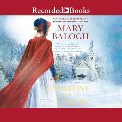 Someone to Trust Audiobook, by Mary Balogh