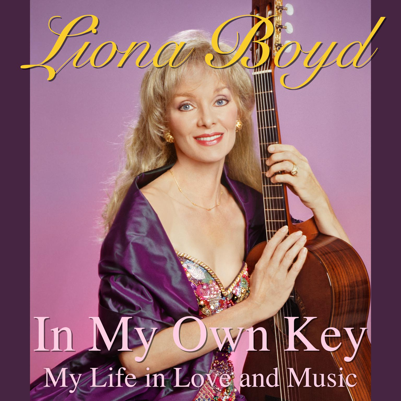 Printable In My Own Key: My Life in Love and Music Audiobook Cover Art