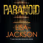 Paranoid Audiobook, by Lisa Jackson